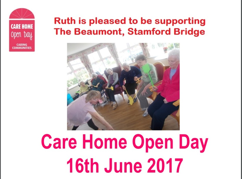 Care Home Open Day 160617